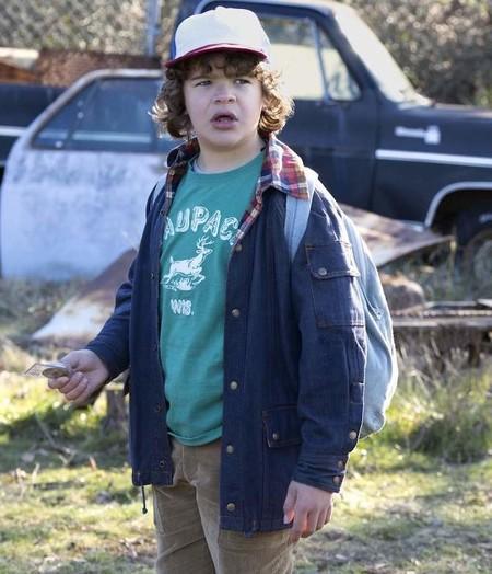 Dustin Stranger Things 01