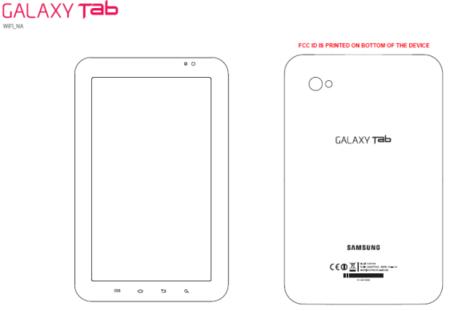 Samsung Galaxy Tab no 3G