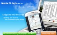 Nokia PC Suite 6.83, con soporte para Vista