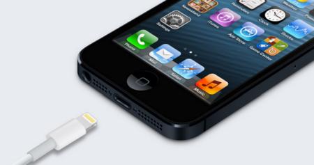 iphone 5 nuevo conector