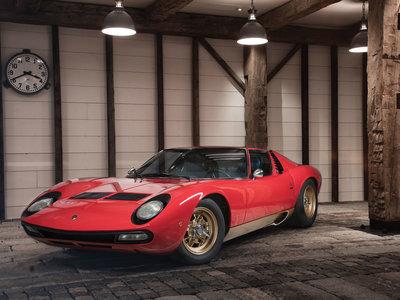 Este Lamborghini Miura SV es el regalo navideño de ensueño para todo petrolhead