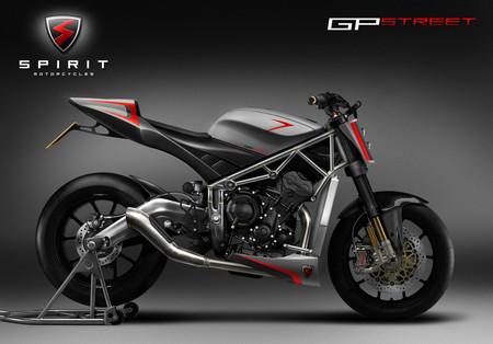 Spirit Motorcycle Gp Street R 1