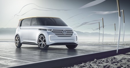 Volkswagen Budd E