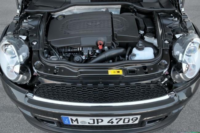 Motor diesel Mini