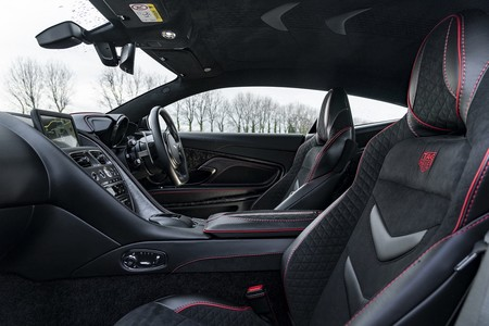 Aston Martin Dbs Superleggera Tag Heuer Edition 7