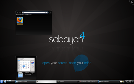 Sabayon Linux 5.1-r1