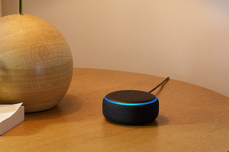 Echo Dot Amazon Altavoz Inteligente