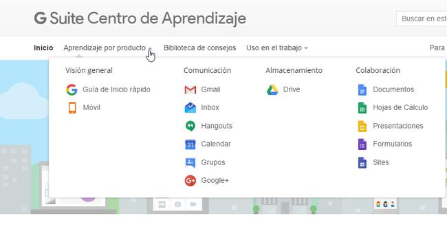 Si quieres aprender todo sobre Google Docs, Drive, Gmail y más, Google te entrena gratis