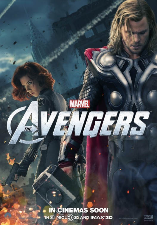 Foto de 'Los Vengadores', todos los carteles de la película de Joss Whedon (11/16)