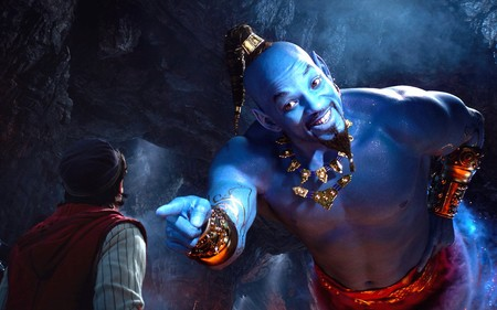 Disney triunfa con el remake de 'Aladdin': más de 200 millones de dólares en su estreno