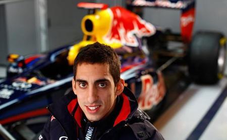 Sébastien Buemi prefiere ser probador de Red Bull a piloto oficial en el fondo de la parrilla