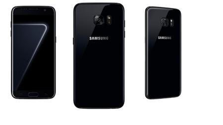 Samsung Galaxy S7 'pearl black', un modelo más negro y que recuerda inevitablemente al iPhone 7 'jet black'