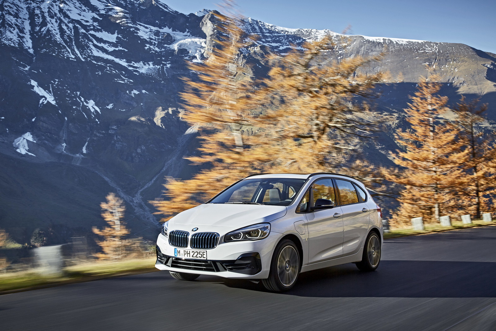 Foto de BMW Serie 2 Active Tourer (18/32)