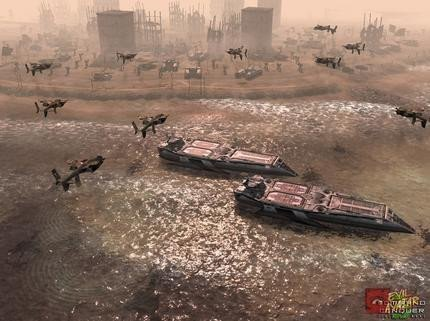 E3, imágenes de Command & Conquer 3