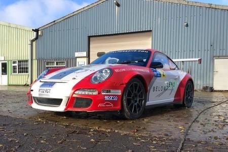Tuthill ya fabrica más unidades de su Porsche 911 R-GT