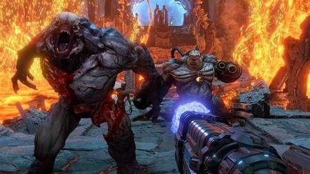 Un mod nos ofrece un desafiante modo horda para DOOM Eternal, a matar demonios hasta no poder más