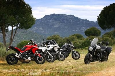 Ducati Strada Press Experience (parte 1)
