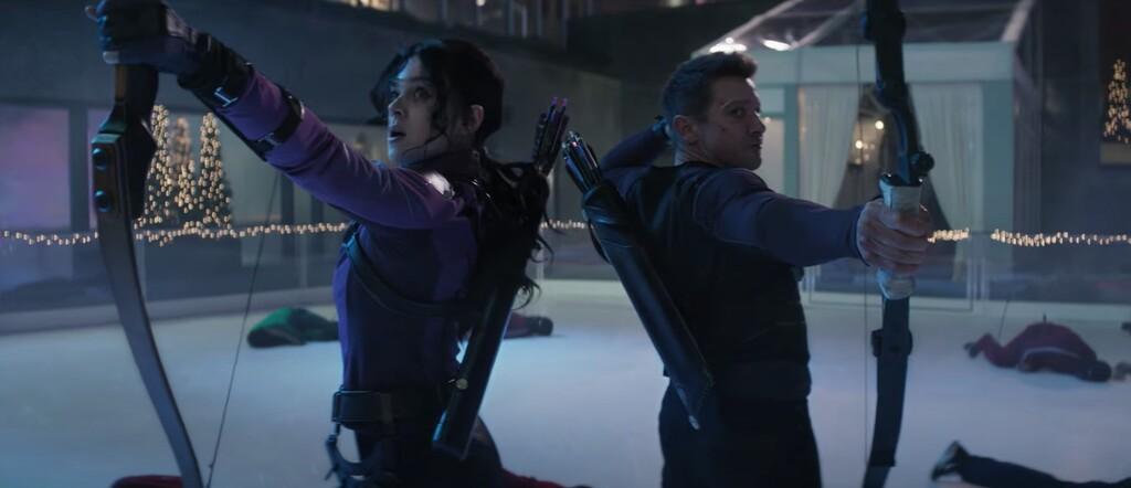 Trailer de 'Ojo de halcón': superhéroes y comedia navideña para una serie de Disney+ que es Marvel para toda la familia en estado puro
