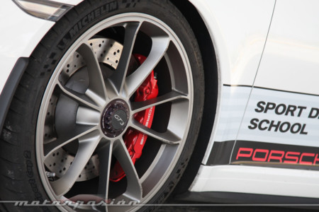 Porsche 911 GT3 2015 Prueba 15