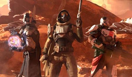 Destiny personajes