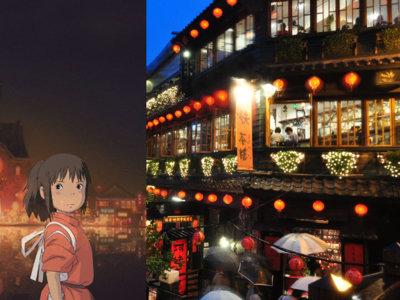 Jiufen, el mundo real del viaje de Chihiro