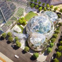 Las nuevas oficinas de Amazon serán un espectacular invernadero en pleno centro de Seattle