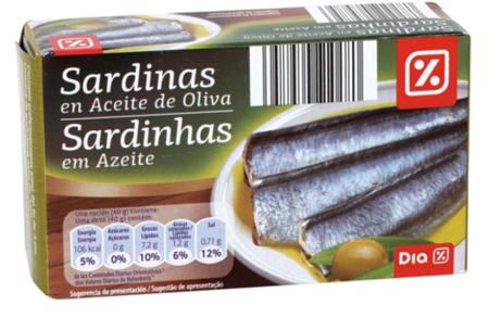 Sardinas Dia