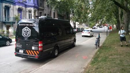#NL1331, el vehículo oficial de Ingress para las anomalías