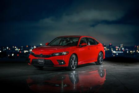Honda Civic 2022 llega a México: precio, versiones y  lanzamiento oficial de la undécima generación del clásico de Honda