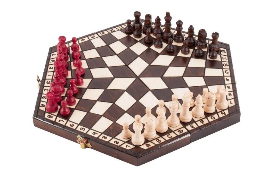 Si no te gusta el ajedrez tradicional, aquí tienes 17