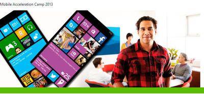 Mobile App Acceleration Camp, Microsoft pone el dinero a fondo perdido