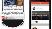 Google lanza las recomendaciones de Google+ para sitios web móviles