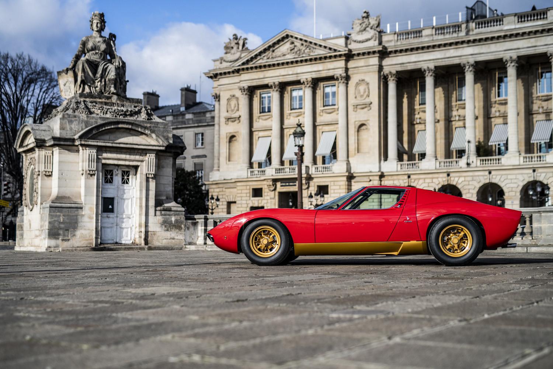 Foto de Lamborghini Miura SV de Jean Todt (32/37)