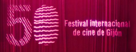 Palmarés con aires orientales para el 50 aniversario del Festival de Gijón