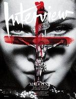 Madonna siembra la polémica con la nueva portada de Interview magazine