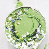 Smoothie bowl de verduras