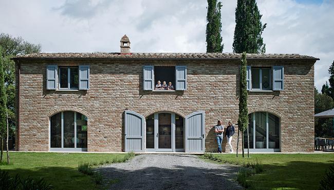 Hotel en la Toscana