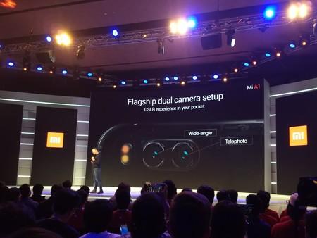 Xiaomi Mi A1 Camara