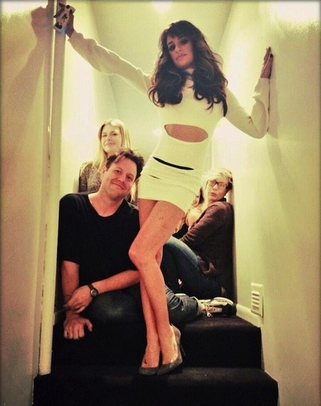 Lea Michele fantifabulástica para la portada de su nuevo álbum, como tiene que ser