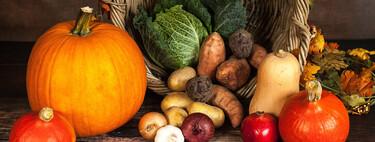 Estos son los alimentos que no pueden faltar en tu carrito de compra durante el otoño y 75 recetas para sumarlos a tu mesa