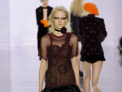 El 'enfant terrible' de la moda ha vuelto con John Galliano para Maison Martin Margiela