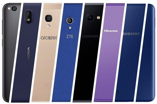 ¿Puedo comprar un buen smartphone por 2,500 pesos o menos en México? (Edición 2019)