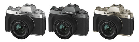 Fujifilm X T200 Colores