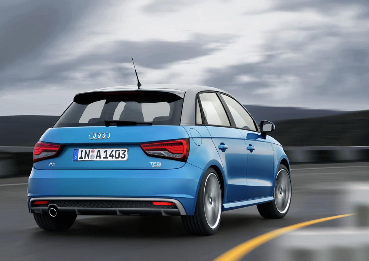 Foto de Audi A1 2015 (58/59)