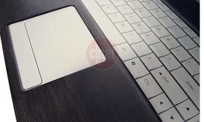 Asus EcoBook, portátil con bambú