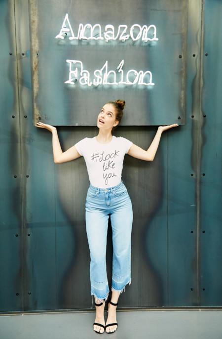 Amazon Fashion Barbara Palvin Press Shot 5