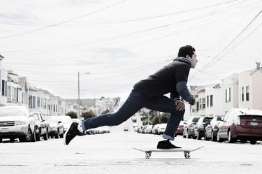 Levi's y Nike juntos en una colección para los amantes del skateboard