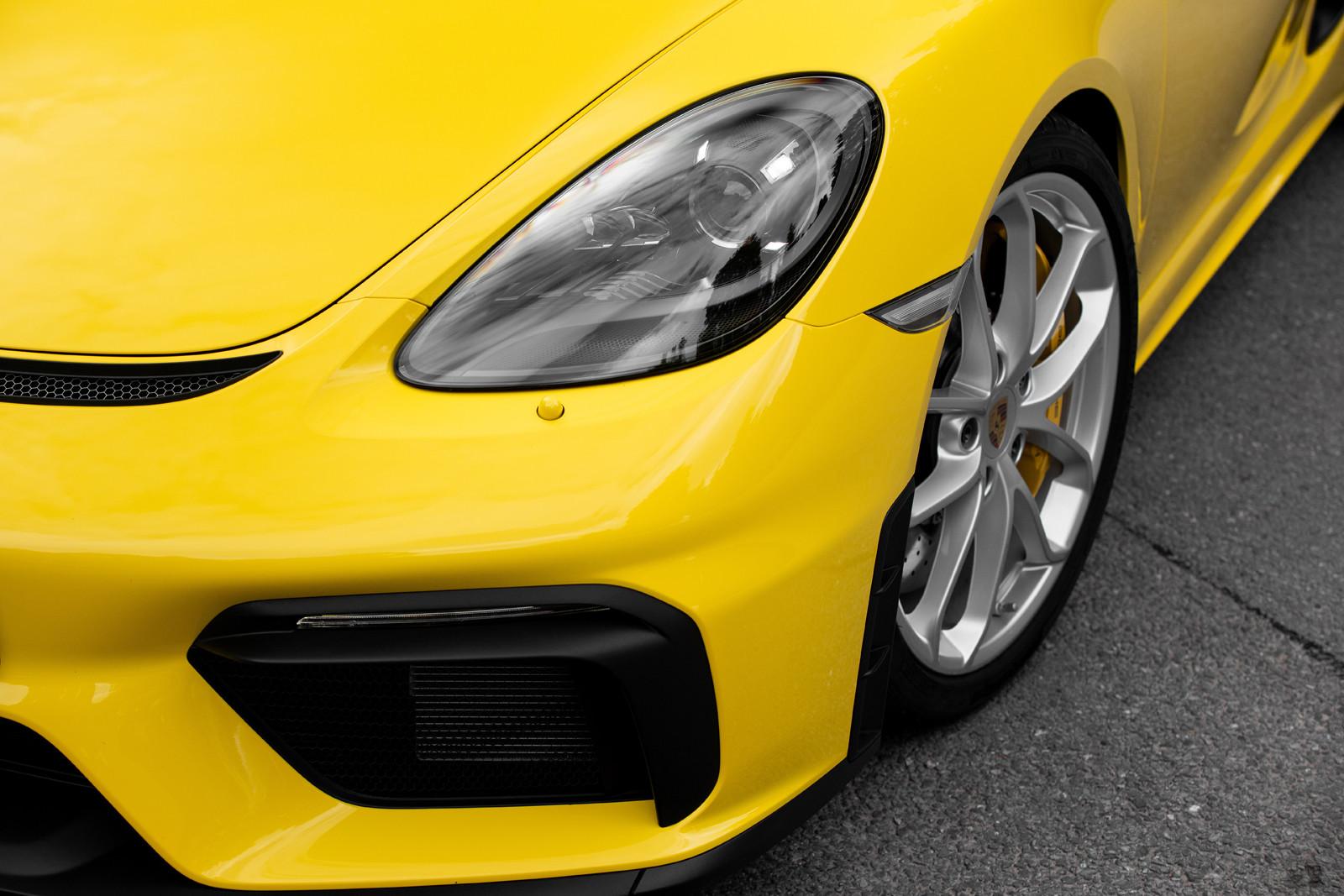 Foto de Porsche 718 Spyder (prueba contacto) (249/296)