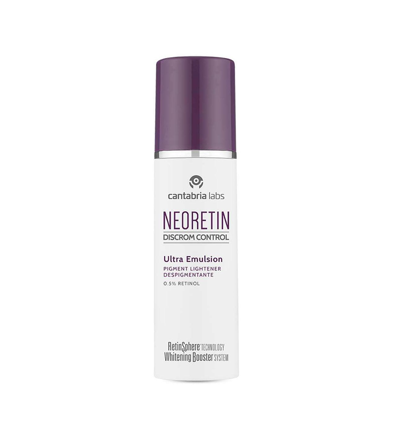 Neoretin Discrom Control Ultra Emulsión Despigmentante