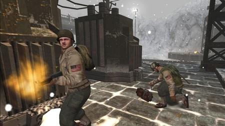 Wolfenstein: territorio hostil